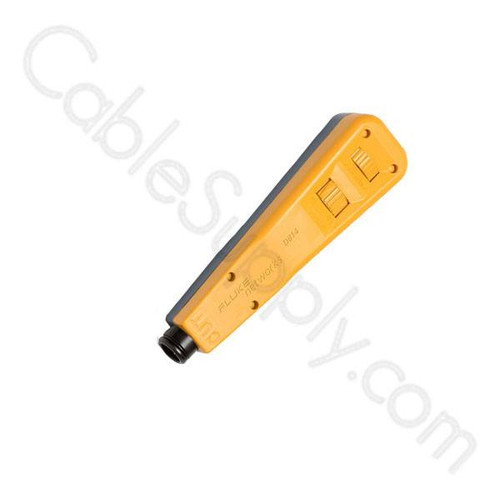 Punch Down Tool by Fluke Networks D814 (Handle Only/Blade not included)