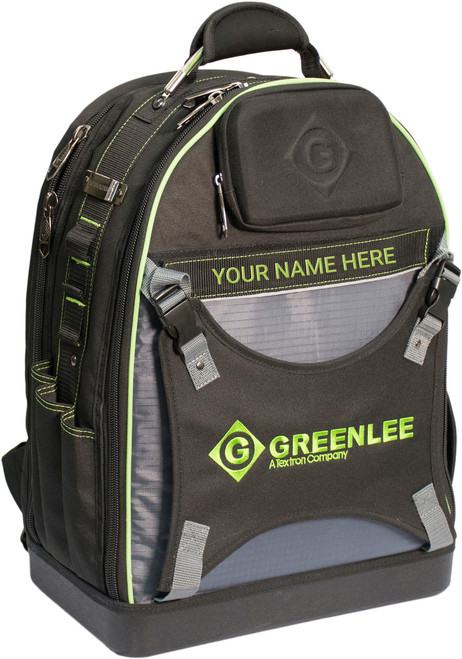 Professional Tool Backpack by GreenLee