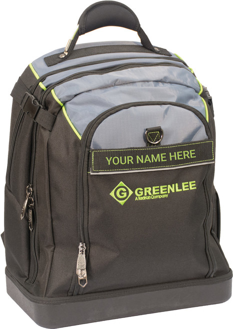 Professional Tool & Tech Backpack 0158-27 by GreenLee