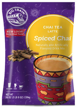 Taste the drink that has been savored for centuries in India and refresh your body and soul with the creamy blend of honey, vanilla, black tea and exotic spices.