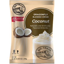 You don't need a passport to transport yourself to a tropical destination with this super delicious Asian-inspired coconut blended drink. In addition to being coffee-free, Coconut Dragonfly is easy to make.