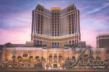 Palazzo Las Vegas Postcard