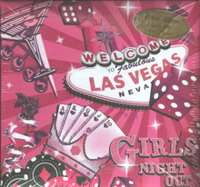 Las Vegas Girls Night Out Pink Photo Album