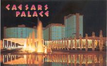 Caesars Palace Las Vegas Postcard 0449