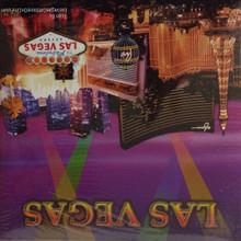 Las Vegas Nights Pink Spot Light Photo Album