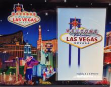 Las Vegas Hotels Picture Frame Vegas Vic