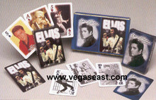 Elvis Presley 2 Deck Playing Cards