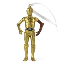 Star Wars Episode VII The Force Awakens C3PO Christmas Ornament