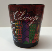 Chicago Skyline Shotglass