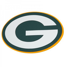 Green Bay Packers NFL Football Foam Wall Hanging 3D Sign