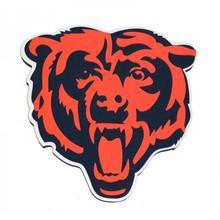 Chicago Bears NFL Football Foam Wall Hanging 3D Sign