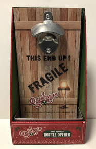 A Christmas Story Wall Mounted Bottle Opener