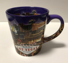 Las Vegas Sign Hotels Coffee Mug