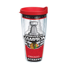 Chicago Blackhawks 2015 Stanley Cup Champs NHL Tervis Tumbler