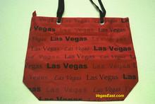 Las Vegas Red Tote Bag