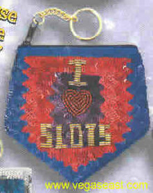 I Love Slots Coin Purse