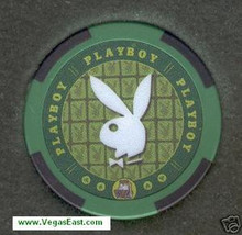 Playboy Chip, Green
