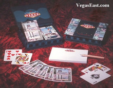 Vintage Las Vegas Playing Cards 2 Decks