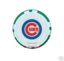 Chicago Cubs Poker Chip JCUBSG