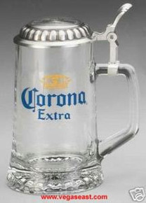 Corona Classic Facet Mug with Handle Stein