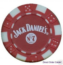 Jack Daniel's Old No. 7 Chip J8525R