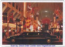 Fremont Street Postcard