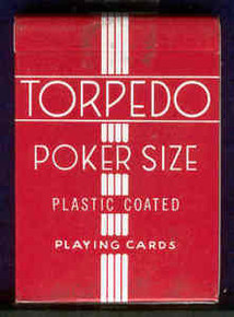 Torpedo Playing Cards J0794PC