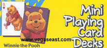 Disney's Winnie The Pooh Playing Cards J0821PC