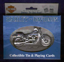 Harley Davidson Playing Cards J0798PC