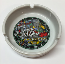 Las Vegas Casino Royal Flush Ashtray