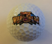 Wild Bear IGT Logo Golf Ball