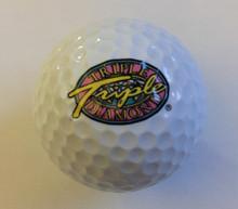 Triple Diamond IGT Logo Golf Ball