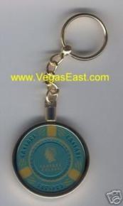 Caesars Palace Casino Chip Key Ring J0824GKC