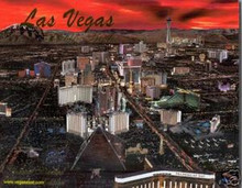 Las Vegas Photo Book 57 Full Color Photos