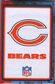 Chicago Bears NFL Playing Cards