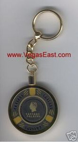 Caesars Palace Casino Chip Key Ring J0823BKC
