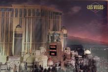 Aladdin Las Vegas Postcard