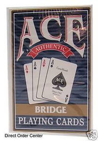 Ace Bridge Playing Cards