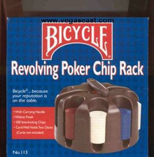 Bicycle Chip Rack and Chips