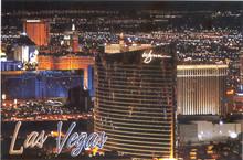 Wynn Las Vegas Postcard
