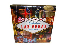 Las Vegas Hotel Collage Photo Album