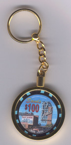 Sands Las Vegas Casino Chip Key Ring