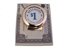 Bellagio Casino Chip Money Clip