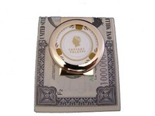 Caesars Palace White Chip Money Clip