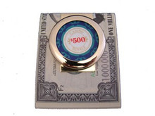 James Bond 007 Casino Royale $500 Chip Money Clip