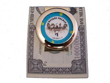 Caesars Palace Casino Chip Money Clip