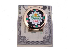 Dunes Hotel Las Vegas $100 Money Clip