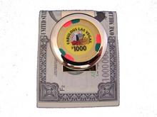 Fabulous Las Vegas $1000 Chip Money Clip