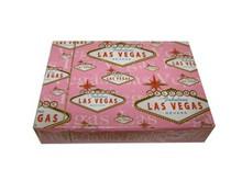 Las Vegas Pink Deck Playing Cards