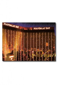 Mandalay Bay Las Vegas Postcard